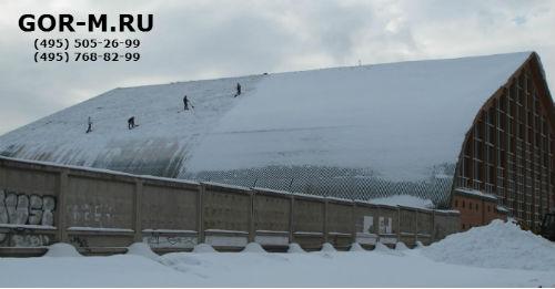 Инструкция очистка снега с крыш